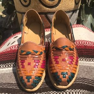 Authentic Mexican Huaraches